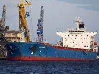 'Fortune Genius' isimli kargo gemisi, Gladstone Limanı'nda tutuklandı