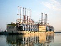 'Ayşegül Sultan' isimli Türk gemisi, Senegal'e ışık olacak