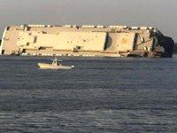 Batan 'GOLDEN RAY' isimli kargo gemisinde mahsur kalan 4 denizci kurtarıldı