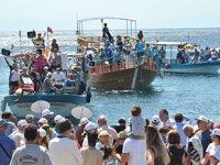 Urla'da 'Orkinos Çiftliğine Hayır' eylemi düzenlendi