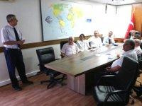 Deniz Ticareti Genel Müdürlüğü'nde bayrak geçişleri semineri düzenlendi