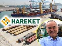 Hareket, Bautino TS Marine Base Limanı'nın işletme hakkını devraldı