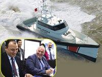Damen Tersanesi, Türk Sahil Güvenlik Komutanlığı'na 9 adet arama ve kurtarma botu inşa edecek