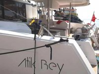 'Atik Bey' isimli katamaranın Türk kaptanı Sezgin Yavuz'u aramalardan sonuç çıkmadı