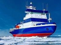 Rusya, iki yeni nükleer buz kırıcı gemi inşa edecek