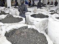 Malezya'da 12 ton kokain ele geçirildi