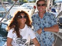 Elif-Mustafa Yurtbulmuş çifti, yelkenliyle dünya turunu 5 yılda tamamladılar