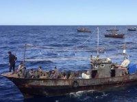 Rusya, 161 Kuzey Koreli balıkçıyı gözaltında tutuyor
