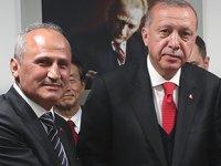 Cumhurbaşkanı Recep Tayyip Erdoğan ve Bakan Cahit Turhan'a sitem