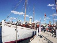 KÜDENFOR'un 'Klasik Tekneler Buluşması' gerçekleşti