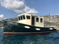 'TURMEPA D-Marin' isimli sıvı atık alım teknesinin tanıtımı yapıldı