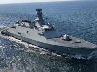 TCG Kınalıada, düzenlenecek törenle Donanma'nın hizmete girecek