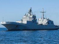 Rusya, iki amfibi hücum gemisini 2020'de teslim alacak