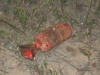 Samsun'da sahilde denizaltı mühimmatı bulundu