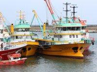 Balıkçıların gözünü Meclis'e sunulan kanuna çevirdi