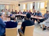 TÜRDEF'te önümüzdeki dönemin projeleri masaya yatırıldı