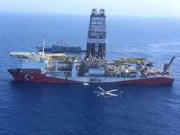 'Yavuz' gemisi, 7 Ekim'de Akdeniz'de sondaja başlayacak