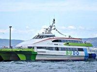 BUDO, olumsuz hava koşulları nedeniyle bazı seferlerini iptal etti