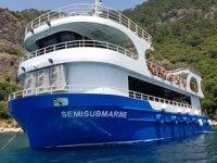 'Semisubmarine' isimli tekne, Hindistan'a satıldı