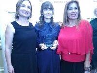 Ayşe Aslı Başak, 'Cinsiyet Eşitliğini Destekleme Ödülü'nü kazandı