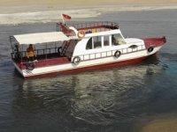 Balıkçı tekneleri, kum yüzünden limana giriş-çıkışlarda sıkıntı yaşıyor