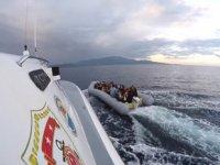 Ege Denizi'nde 2019 yılında 43 bin 893 düzensiz göçmen yakalandı