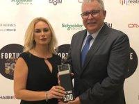 CYE Petrol, 'FORTUNE 500 Ödülü'nü aldı