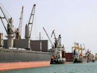 Yemen, 10 geminin Hudeyde Limanı'na girişine onay verdi
