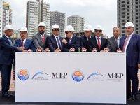 Mersin Uluslararası Limanı İlkokulu'nun temeli atıldı