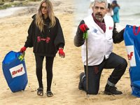 Bref ve TÜDAV, 'Kıyılarda Temizlik Dalgası' projesini başlattı