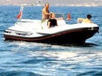 Hırsızlar, Bodrum'da bu kez Fatih Terim'in teknesini çaldılar