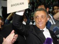 Beşiktaş Kulübü'nün Yeni Başkanı Ahmet Nur Çebi oldu