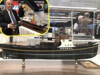 Beylikdüzü Geleneksel Gemi Modelleri Sergisi açıldı