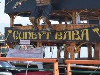 Alanya'da 3 gezi teknesi geçici süre ile ticari faaliyetten men edildi