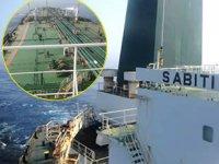 'Sabiti' isimli İran petrol tankeri, Bandar Abbas Limanı'nda bakıma alınacak