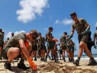 Brezilya, petrol sızıntısını temizlemek için 5 bin asker daha görevlendirecek
