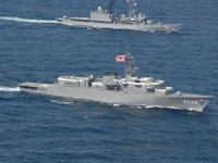 Japonya, Basra Körfezi'ne iki savaş gemisi gönderecek