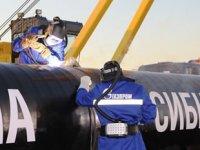 Gazprom, Sibirya'nın Gücü için hazırlıklarını sürdürüyor