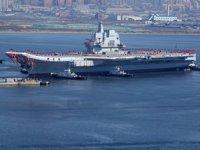 Çin'in ikinci uçak gemisi, Donanma envanterine giriyor