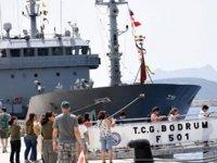 Deniz Kuvvetleri, 29 Ekim'de 47 gemiyi ziyarete açacak