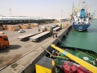 Irak'taki  Umm Kasr Limanı eylemlerden dolayı kapatıldı