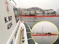 Arnavutköy Yat Limanı tekne trafiğine kapatıldı