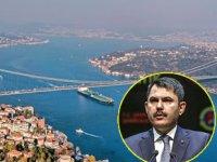 Murat Kurum: İstanbul Boğazı'nı imara açma durumu söz konusu değil
