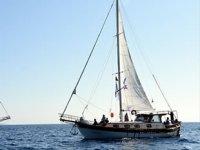 Turistler Bodrum guletleriyle maviliklere yelken açıyor