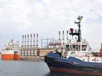 'Ayşegül Sultan' yüzer elektrik gemisi, Dakar Limanı'na ulaştı