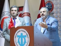 İMEAK DTO Aliağa Şubesi Olağan Meclis Toplantısı gerçekleşti
