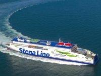 Stena Estrid ro-pax gemisi, testleri başarıyla geçti