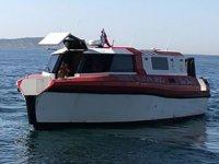 Deniz ambulansları 24 saat teyakkuzda bekliyor