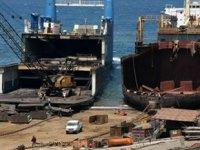Son 16 yılda 2 bin 600 geminin sökümü yapıldı