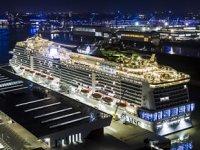 MSC Cruises, yeni gemisi MSC Grandiosa'yı denize indirdi